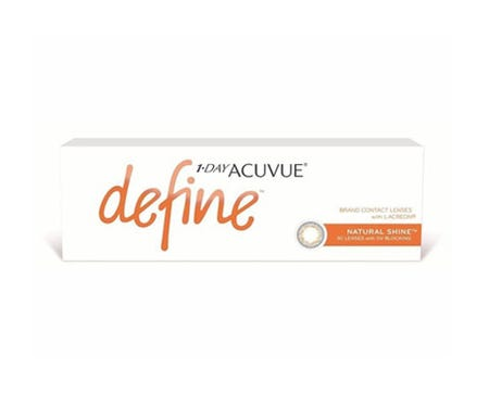 Acuvue Define Natural Shine - 30 lenses
