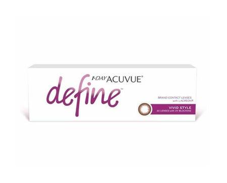 Acuvue Define Vivid Style - 30 lenses
