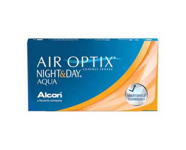 Air Optix Night and Day - 3 lenses