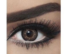 Bella Highlight Circle Brown - pack of 2 lenses
