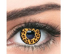 Bella Party Lenses Leopard - pack of 2 lenses