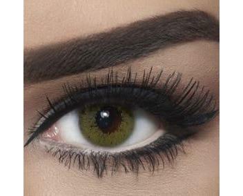 Bella Glow - Lime Green - 2 lenses