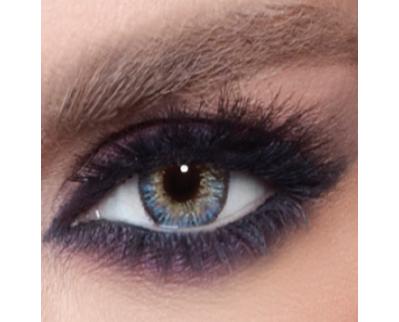 Bella Glow - Vivid Blue - 2 lenses