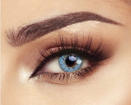 Bella Natural - Gray Blue - 2 lenses