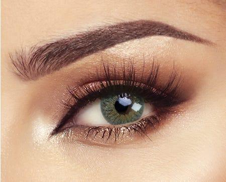 Bella Natural - Green - 2 lenses