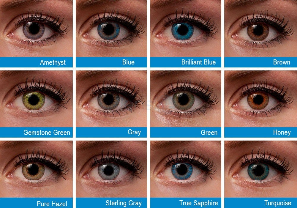 Color Contacts 28 Images Best 25 Colored Contacts