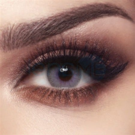 Bella Elite Lavender Gray Color Contact Lenses