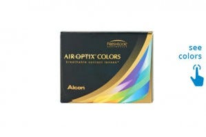 Air Optix Colors | Colour Contact Lenses | Lens Middle East