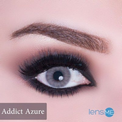 Anesthesia Addict Azure - 2 lenses