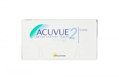 Acuvue 2 - pack of 6 lenses
