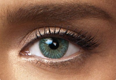 ColorVision Green - color contact lenses