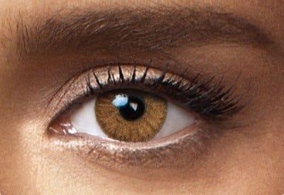 ColorVision Hazel - color contact lenses