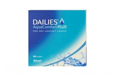 Dailies Daily contact lenses
