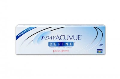 Acuvue Define - Accent Style