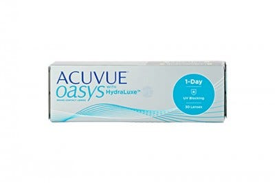 Acuvue Oasys 1-Day - contact lenses - 30 lenses