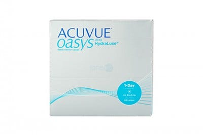 Acuvue Oasys 1-Day contact lenses