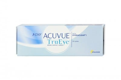 1-Day Acuvue Trueye daily contact lenses