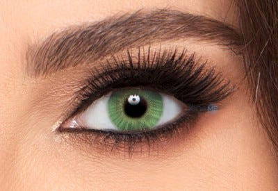 Freshlook Colors Collection | Green Colored Contact Lenses