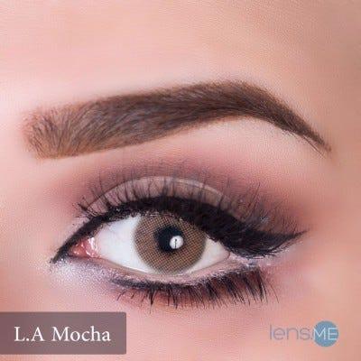 Anesthesia USA L.A Mocha - 2 lenses