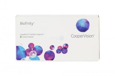 Biofinity XR - 3 lenses