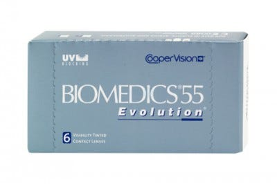 Biomedics 55 - 6 lenses