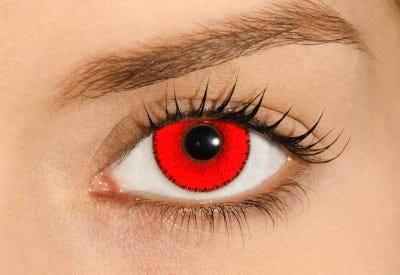 Solotica Solflex Hype Vermelha