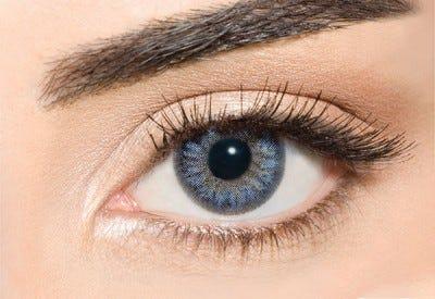 Waicon Trikolor - Blue Gray Contact Lenses
