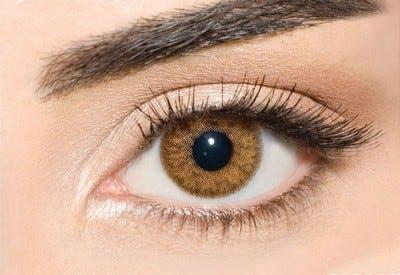 Waicon Trikolor - Hazel Contact Lenses