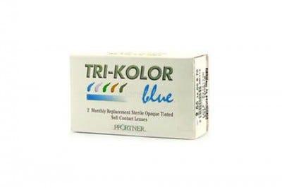 Trikolor disposable Rx - 2 lenses & 120ml solution