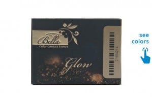 Bella - Glow - Colour Contact Lenses