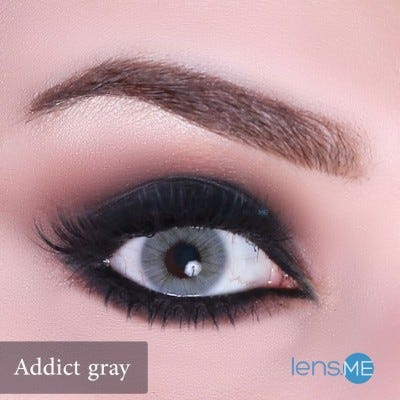 Anesthesia Addict Gray - 2 lenses