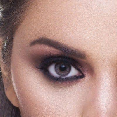Anesthesia Addict Nieve color contact lens