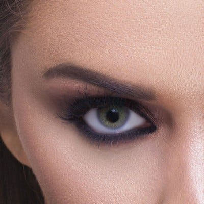 Anesthesia Anesthetic Gris Colored Contacts