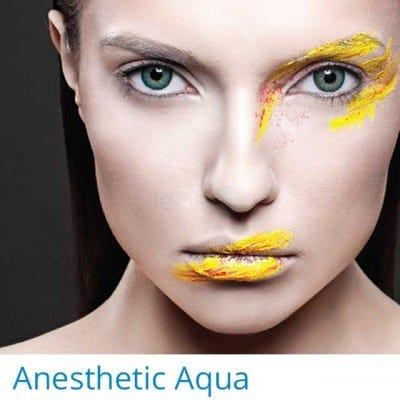 Anesthesia Anesthetic Aqua - 2 lenses