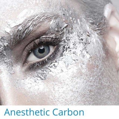 Anesthesia Anesthetic Carbon - 2 lenses