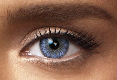 ColorVision Blue Gray - color contact lenses