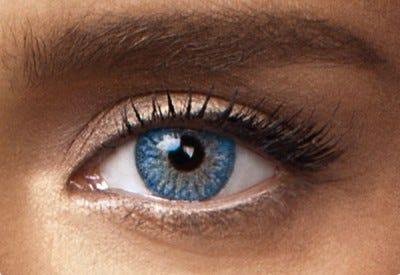 ColorVision Blue - color contact lenses