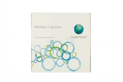 Coopervision Biomedics 1Day Extra contact lenses