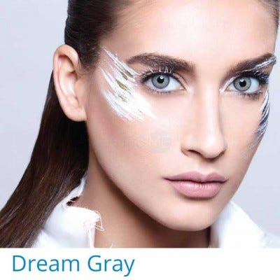 Anesthesia Dream Gray - 2 lenses