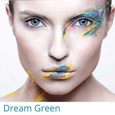 Anesthesia Dream Green - 2 lenses