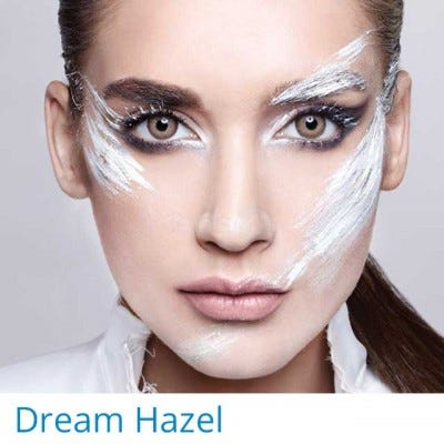 Anesthesia Dream Hazel - 2 lenses