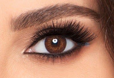 Freshlook Colorblends | Brown Colored Contact Lens