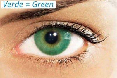 Hidrocor Verde