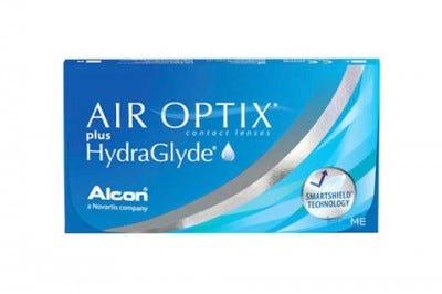 Air Optix Plus Hydraglide