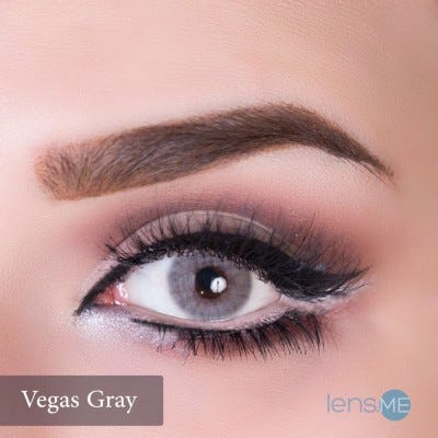 Anesthesia USA Vegas Gray - 2 lenses