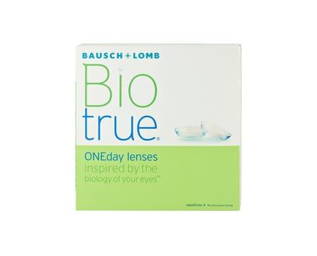 Biotrue ONEday - 90 lenses