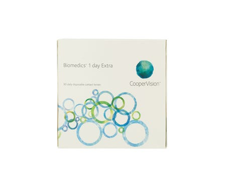Biomedics 1Day Extra - 90 lenses