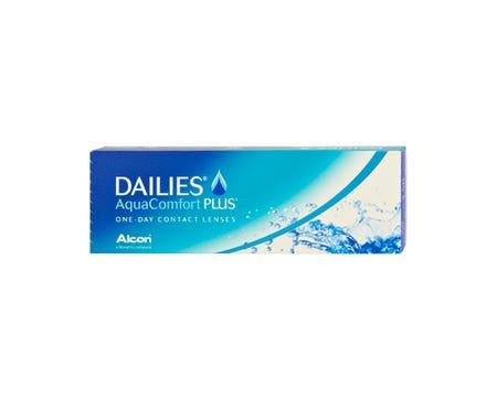 Dailies Aqua Comfort Plus - 30 lenses