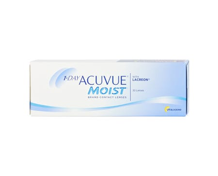 1-Day Acuvue Moist - 30 lenses
