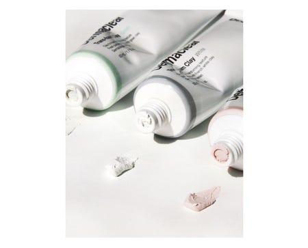 Dermaclear Trans-Foam Pink Clay